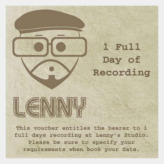 Full Day Recording Voucher