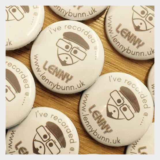 Lenny's Studio Badge