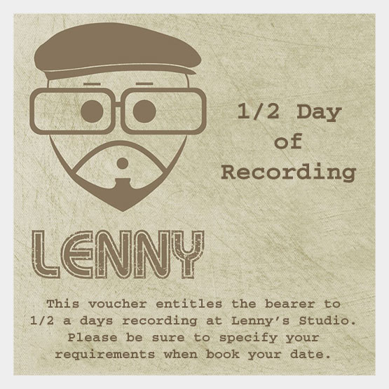 Half Days Recording Voucher