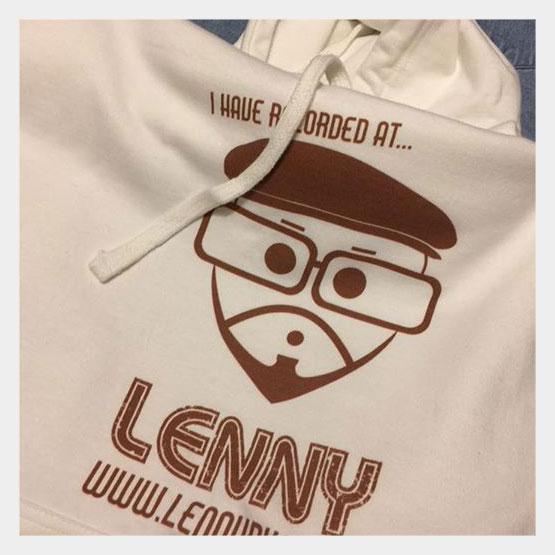 Lenny's Studio Hoody